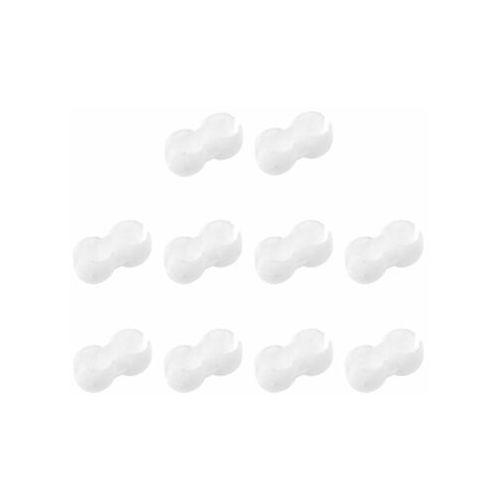 Złączki do łańcuszka rolety białe 10 szt. (5907550549155)