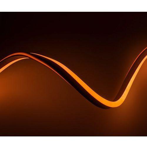 Wąż świetlny LED Neon Flex pomarańczowy 230V 1m