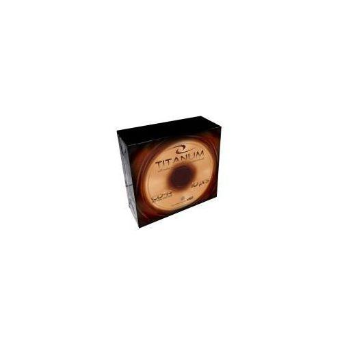 Titanum cd-r 52xspeed (slim 10 szt.)