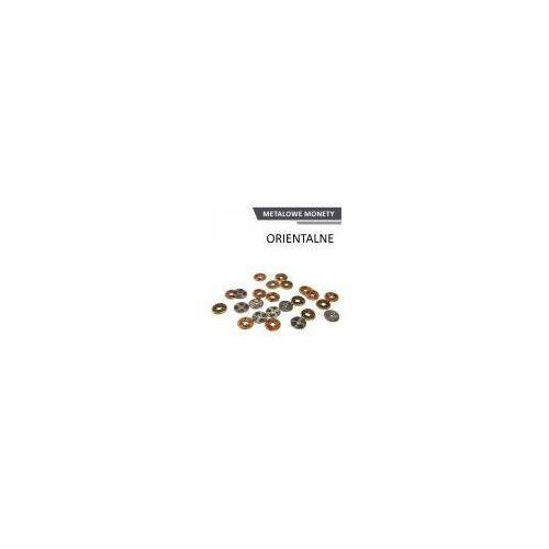 Metalowe monety - orientalne (zestaw 24 monet) marki Drawlab entertainment