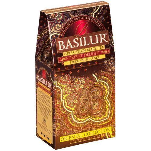 70428 100g orient delight stożek herbata czarna liściasta od producenta Basilur