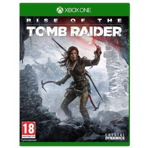 OKAZJA - Rise of the Tomb Raider (Xbox One)