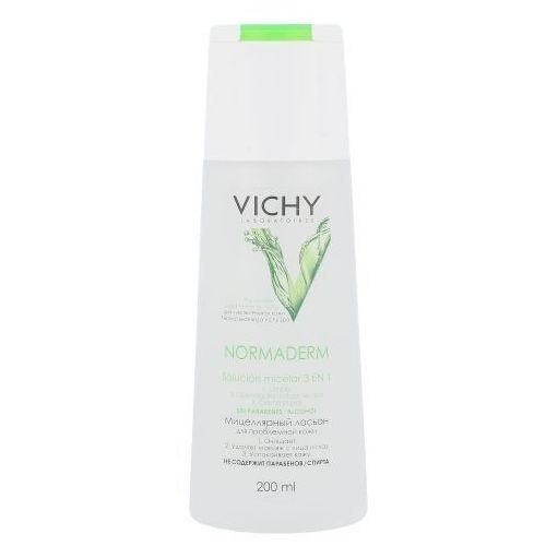 Vichy  normaderm 3in1 micellar solution 200ml w tonik do skóry wrażliwej