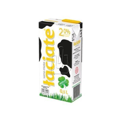 Mleko  2% 0,5l od producenta Łaciate