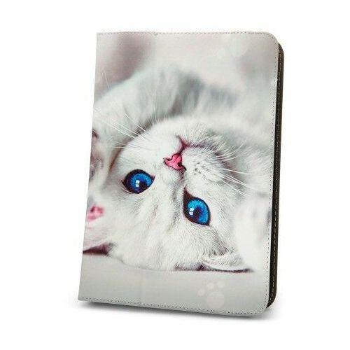"""Telforceone Uniwersalne etui do tabletów 7-8"""" cute kitty (5900495788054)"""
