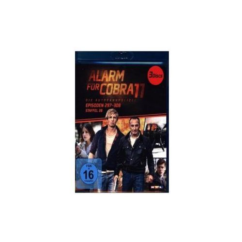 Alarm für Cobra 11, 3 Blu-ray. Staffel.38