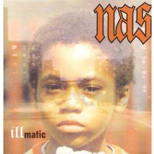 Nas - Illmatic (Vinyl), 4759591
