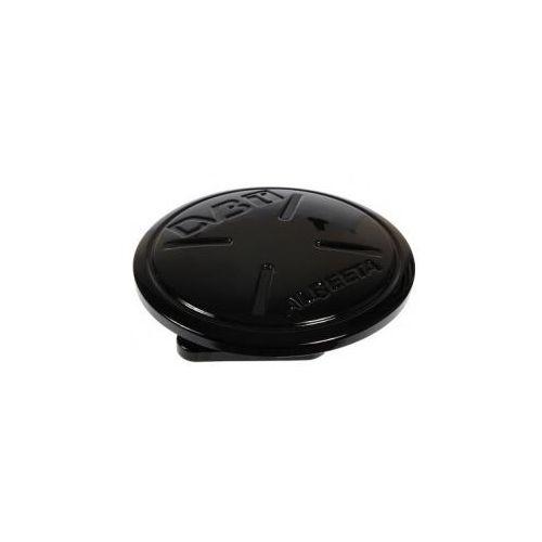 Antena naziemna samochodowa czarna marki Albeeta