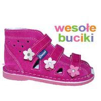 obuwie, sandały, kapcie profilaktyczne dla dzieci marki Daniel