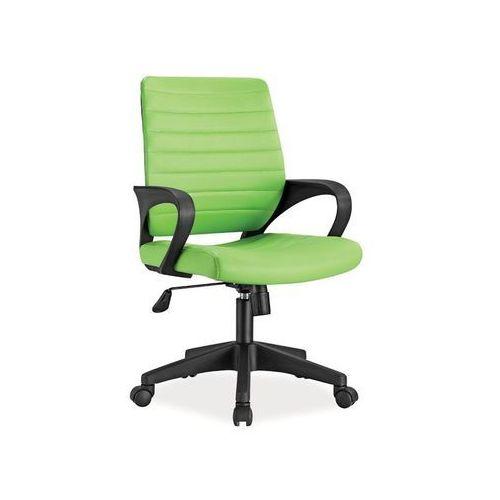 Fotel obrotowy q-051 zielony marki Signal meble