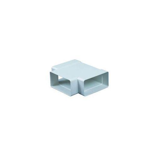 Equation Trójnik kanału wentylacyjnego płaskiego poziomy płaski 90° 75 x 150 mm (5905033311817)