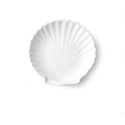 HK Living Kolekcja Athena: talerzyk/podstawka w kształcie muszli, rozm M ACE6849
