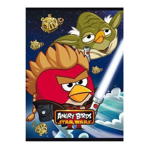 Zeszyt szkolny unipap angry birds star wars ii a5/32k. 90381 kratka wyprodukowany przez St.majewski
