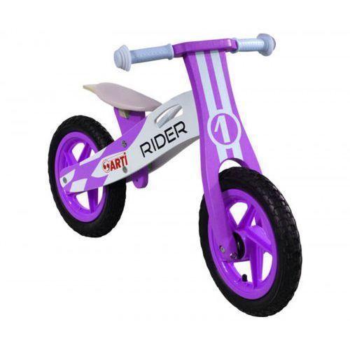 Rowerek biegowy ARTI RIDER PLUS /fioletowy/, RB-1021