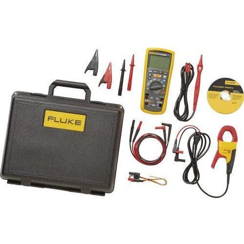 Fluke Tester izolacji  1587kit/62max+ fc 50, 100, 250, 500, 1000 v 0,01 mΩ - 2 gΩ