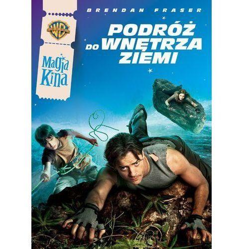 PODRÓZ DO WNETRZA ZIEMI (DVD) MAGIA KINA