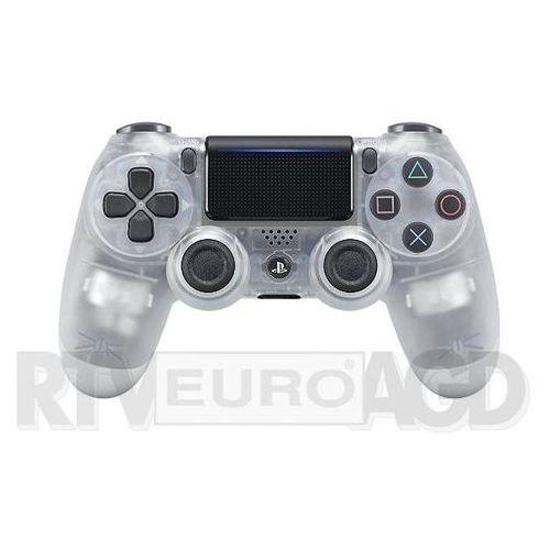 Sony interactive entertainment Kontroler bezprzewodowy sony playstation dualshock 4 v2 krystaliczny