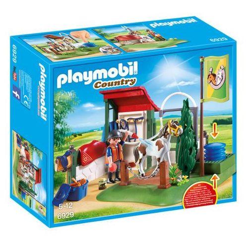 Playmobil COUNTRY Myjnia dla koni 6929