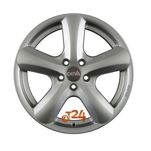 Felga aluminiowa Dbv SAMOA 16 7 5x100 - Kup dziś, zapłać za 30 dni