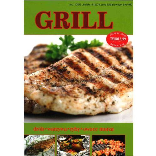 Grill (9788363803124)