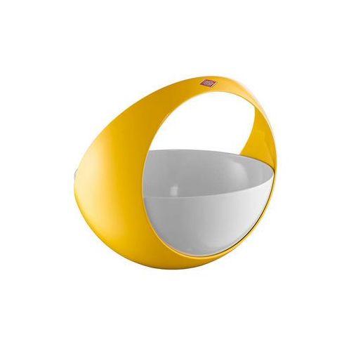 Wesco Kosz na owoce spacy basket żółty (4004519061565)