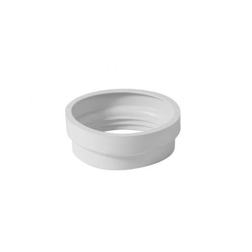 Złącze redukcyjne gumowe 110/100mm białe marki Tycner*