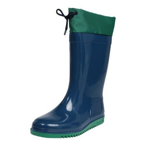 Romika gumiaki 'bobby' niebieski / zielony