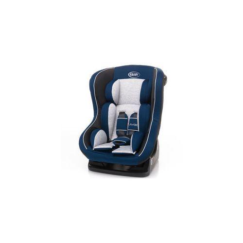Fotelik samochdowy aygo 0-18 kg (navy blue) marki 4baby