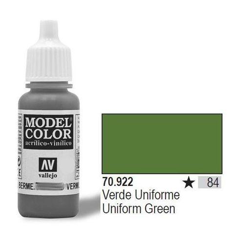 Vallejo Farba nr84 usa uniform matt 17ml