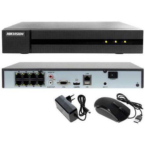 Hikvision Rejestrator cyfrowy sieciowy ip hwn-4108mh-8p hiwatch (6954273661458)