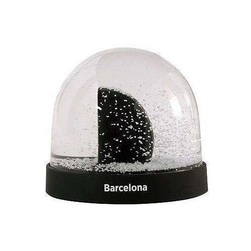 Palomar Dekoracja śnieżna kula city icons barcelona (8051122020348)
