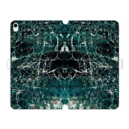 Apple iPad Pro 11 - etui na tablet Wallet Book Fantastic - zielony marmur, ETAP818WBFCFB031000