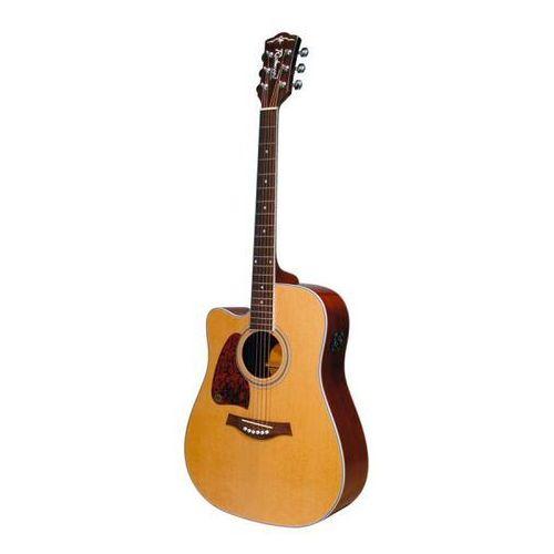 Richwood rd-17lce gitara elektro-akustyczna leworęczna