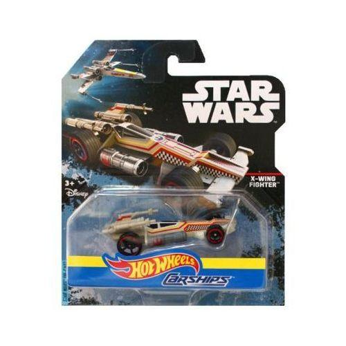Hot wheels  star wars autostatki kosmiczne x-wing fighter