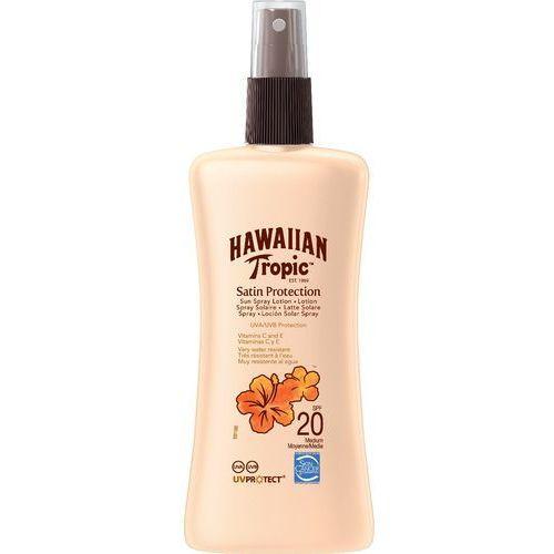 Hawaiian Tropic Protective wodoodporne mleczko do opalania SPF 20 200 ml, Y00618A0