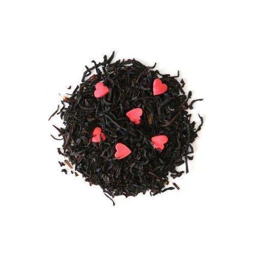 Herbata czarna o smaku czerwone serduszko 120g marki Cup&you cup and you