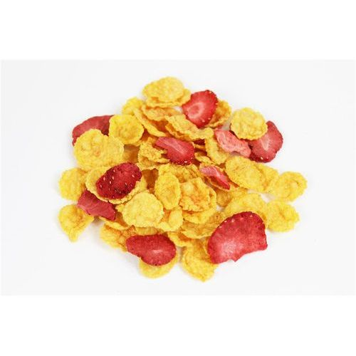 Horeca - surowce (nr w nazwach = nr brygady pak.) Płatki kukurydziane z truskawkami bio (surowiec) (8 kg) 8