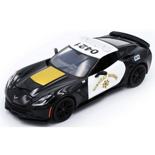 Maisto model samochodu corvette z06 1:24