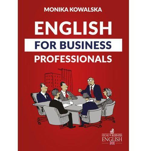 English for Business Professionals - wyprzedaż, C.H. Beck Wydawnictwo Polska