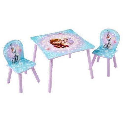 Stolik i krzesełka Kraina Lodu - DARMOWA DOSTAWA!!! (5013138661680)