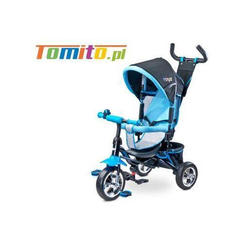 Caretero Rowerek 3-kołowy Timmy niebieski (5902021525805)