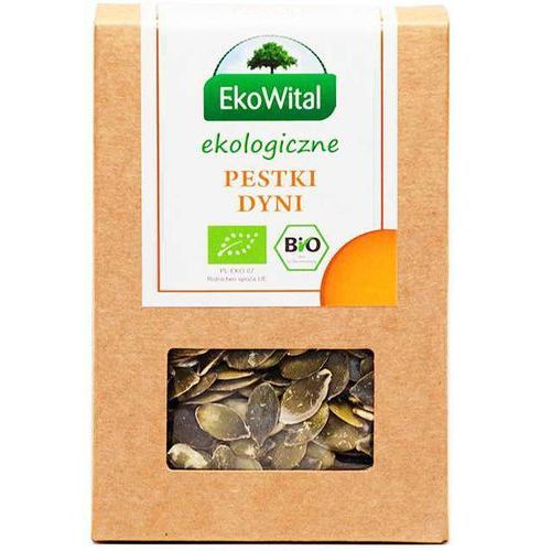 Pestki dyni BIO 180 g EkoWital - produkt z kategorii- Zdrowa żywność