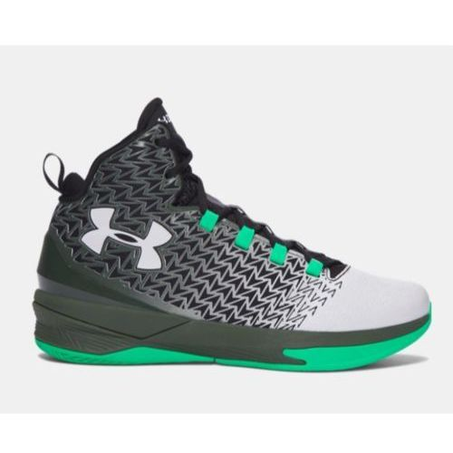 Buty  clutchfit drive 3 downtown green - 1269274-330 - downtown green, Under armour