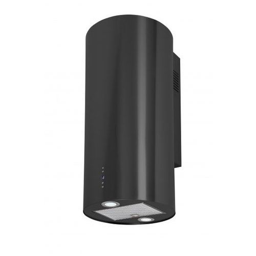 Toflesz Okap przyścienny ok-4 baltic, kolor: czarny, szerokość: 40 cm, turbina: 850 m3/h szybka wysyłka / tel. 531 855 855