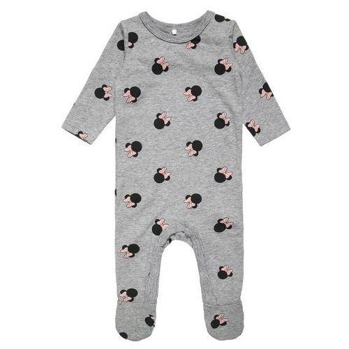 Name it NITMINNIE Śpioszki grey melange, towar z kategorii: Body niemowlęce