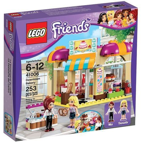 Lego FRIENDS Friends piekarnia 41006