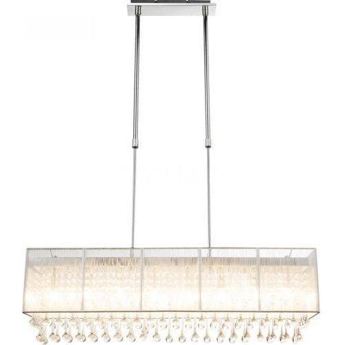 Lampa wisząca Globo Sierra 15094H2 8x3W G9 chrom/srebrna