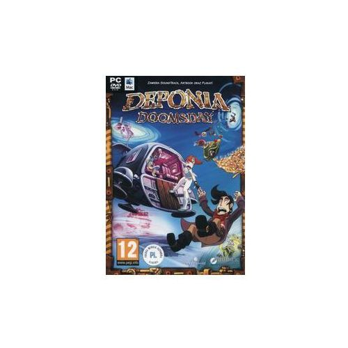 Deponia Doomsday - Techland (5902385102049)