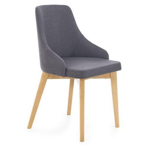 Krzesło tapicerowane Altex - grafit