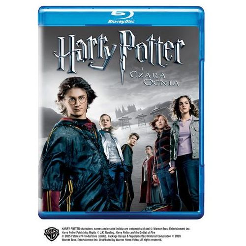Harry Potter i Czara Ognia Harry Potter and the Goblet of Fire